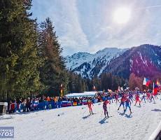 MS v biatlonu - Pokljuka 2021 2. víkend