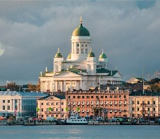 Helsinky a Tallin