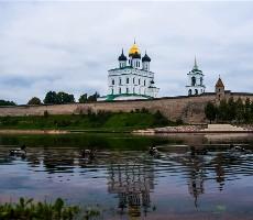 Petrohrad a okolí
