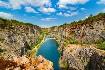 Karlštejn, Koněpruské jeskyně a Velká Amerika (fotografie 2)