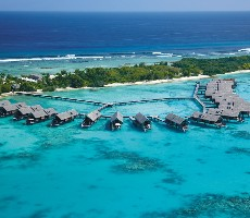 Shangrila´s Villingili Resort and Spa Hotel