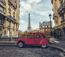 Na skok do Paříže