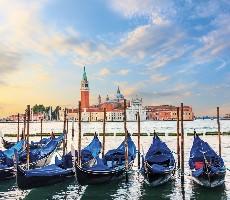 Romantický víkend v Benátkách