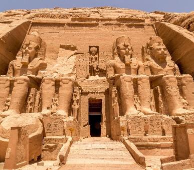 Egypt lodí po Nilu s pobytem u moře (hlavní fotografie)