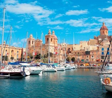 Nejhezčí místa Malty - hotel Sunflower 3* (hlavní fotografie)