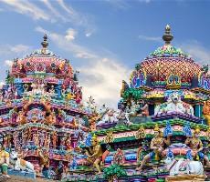 Krásy jižní Indie s pobytem na Maledivách