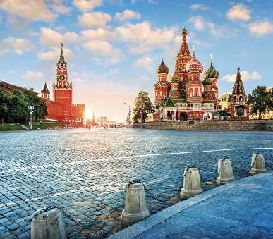 Moskva víkendy