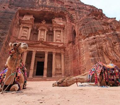 Jordánsko - země, kde se zastavil čas (hlavní fotografie)