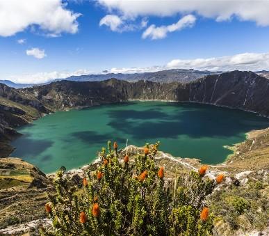 Ekvádor - země na rovníku (hlavní fotografie)