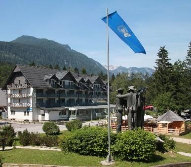 Hotel Jezero Bohinj (hlavní fotografie)