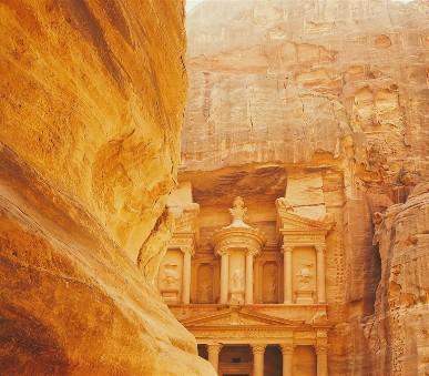 Pohádkové Jordánsko