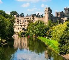 Anglie a Wales pro rodiče a děti + plavba lodí po akvaduktu