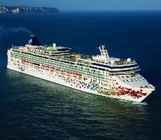 Norwegian Gem - USA, Bermudy (Boston)