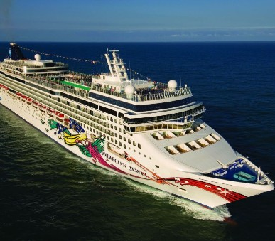Norwegian Jewel - Kanada, USA (z Vancouveru)