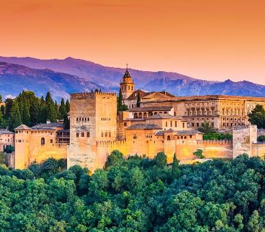 Perly jižního Španělska