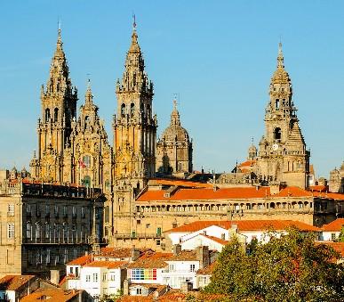 Cesta po severním Španělsku a Svatojakubská pouť
