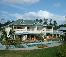 L Habitation Cerf Island Hotel