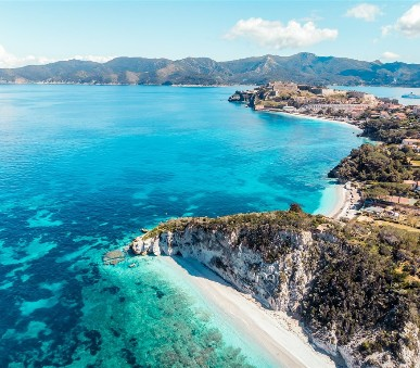Romantický ostrov Elba