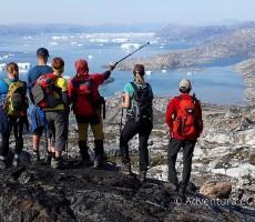 Grónsko – severský treking