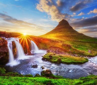 Island - okruh zemí ledu a ohně