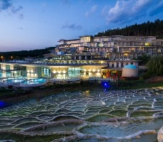 Egerszalók & Saliris Spa Resort relax pod Solnou horou (Saliris Resort Spa 4*+)