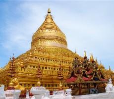 Barma - zemí chrámů a pagod