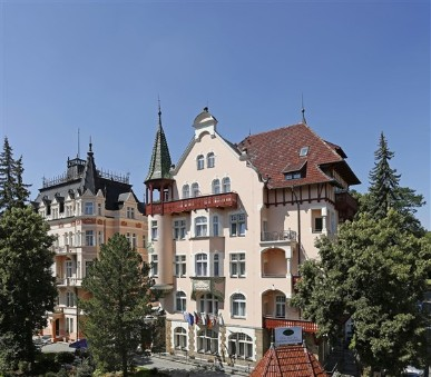 Hotel Smetana - Vyšehrad (hlavní fotografie)