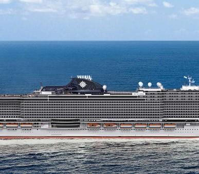 MSC Seashore - USA, Portoriko, Panenské ostrovy (U.S.), Dominikán.rep., Bahamy