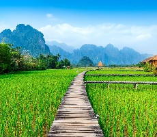 Laos - království slonů