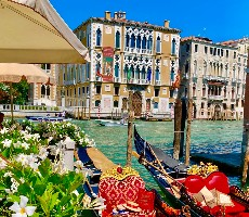 Benátky od A do Z - Letecky