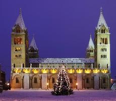 Vánoce v Harkany