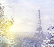 Vánoční Paříž s návštěvou adventních trhů a zámku Versailles