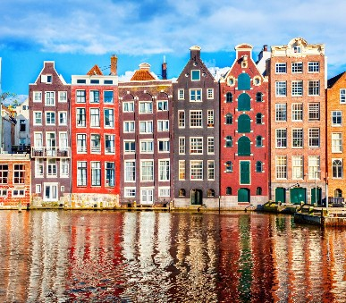 Prodloužený víkend v Amsterdamu 3 dny