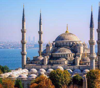 Tureckem od severu k jihu