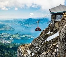 Gotthardskou drahou k horským velikánům