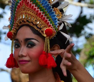 Indonéské ostrovy Jáva a Bali + Singapur