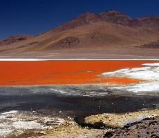 Argentina-Bolívie-Chile