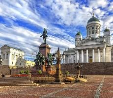 Klenoty Baltského moře: Helsinki - Tallin - Parnu - Riga