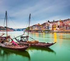 Prodloužený víkend v Portu