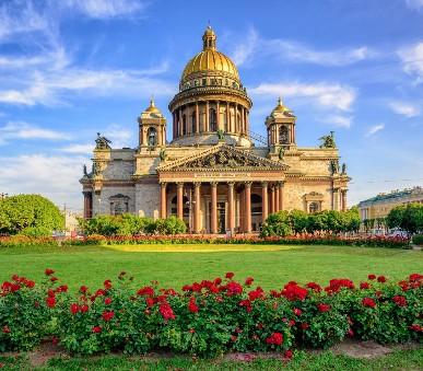Pobaltí a Petrohrad autokarem