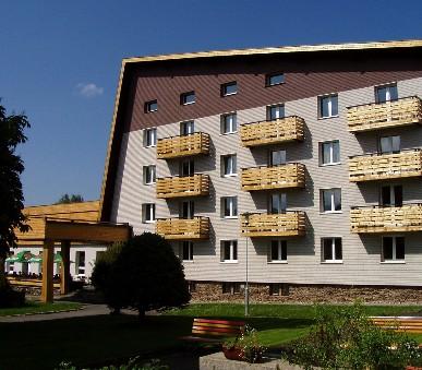 Depandance hotelu Srní