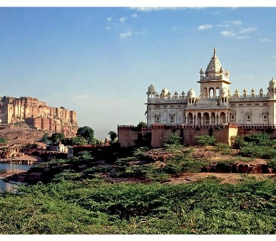 Barevný Rádžastán