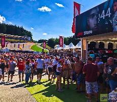 Vstupenky na F1 - Velká cena Belgie 2021