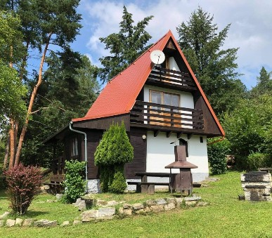 Chata Podolsko (hlavní fotografie)