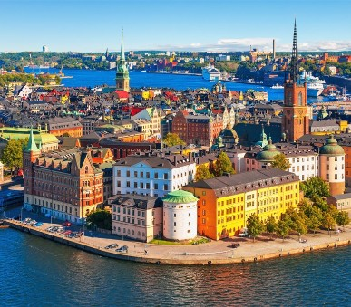 Stockholm – Helsinky – Petrohrad