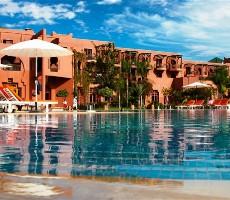 Hotel Kenzi Club Agdal Medina - Golf