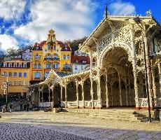 Západní Čechy a lázeňský trojúhelník