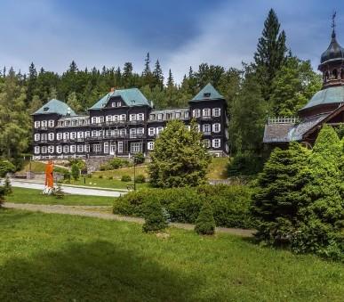 Lázeňský hotel Slezský dům (hlavní fotografie)