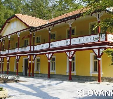 Villa Slovanka (hlavní fotografie)