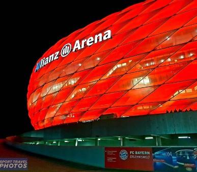 Vstupenky na utkání Bayern Mnichov - Borussia Mönchengladbach